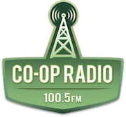 Claudette live on Co-op Radio